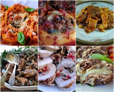 MENU NATALE 2014 RICETTE a base di carne FACILI | Ricette da provare ...