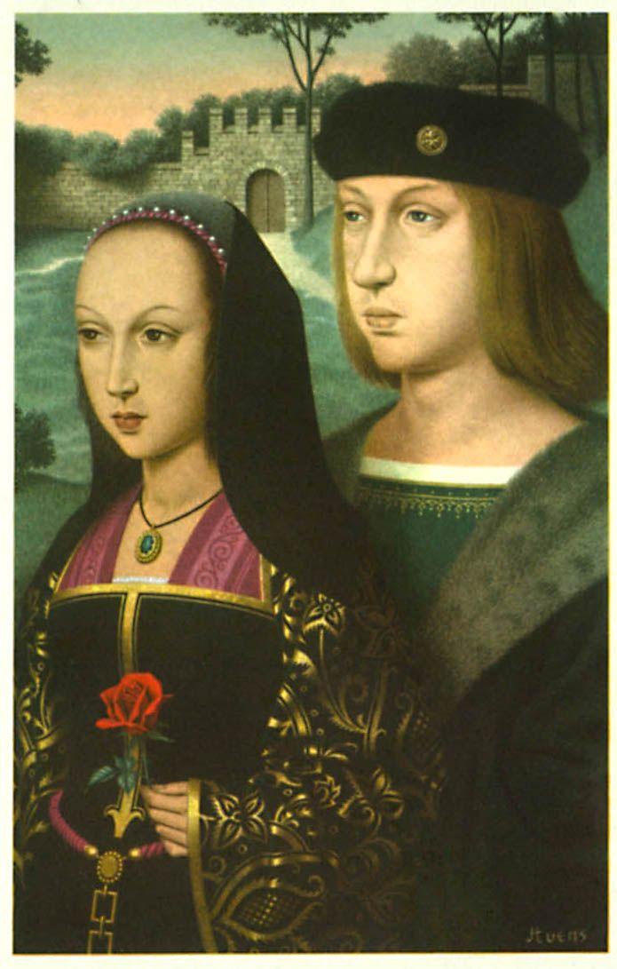Joanna of Castile – Childhood and betrothal | Фламандия ...