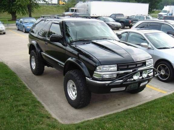 View Another Lifteds10blazer 1999 Chevrolet Blazer Post Photo 9533199 Of S
