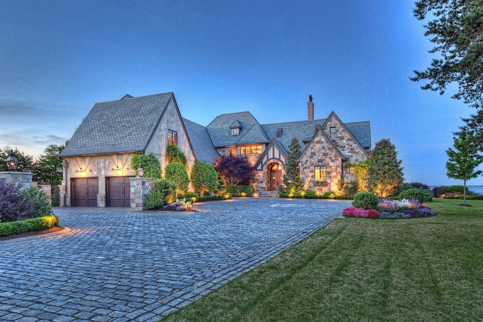 Lake Norman Waterfront Estate a luxury home for sale in
