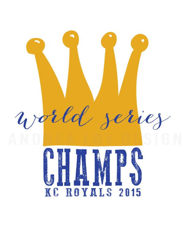 image regarding Kc Royals Printable Schedule known as Kansas Town Royals Global Sequence 2015 Artwork Printable via