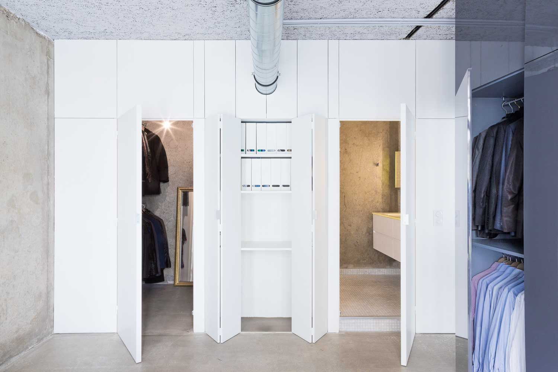 revue avivre appartement brut de d coffrage l agence. Black Bedroom Furniture Sets. Home Design Ideas