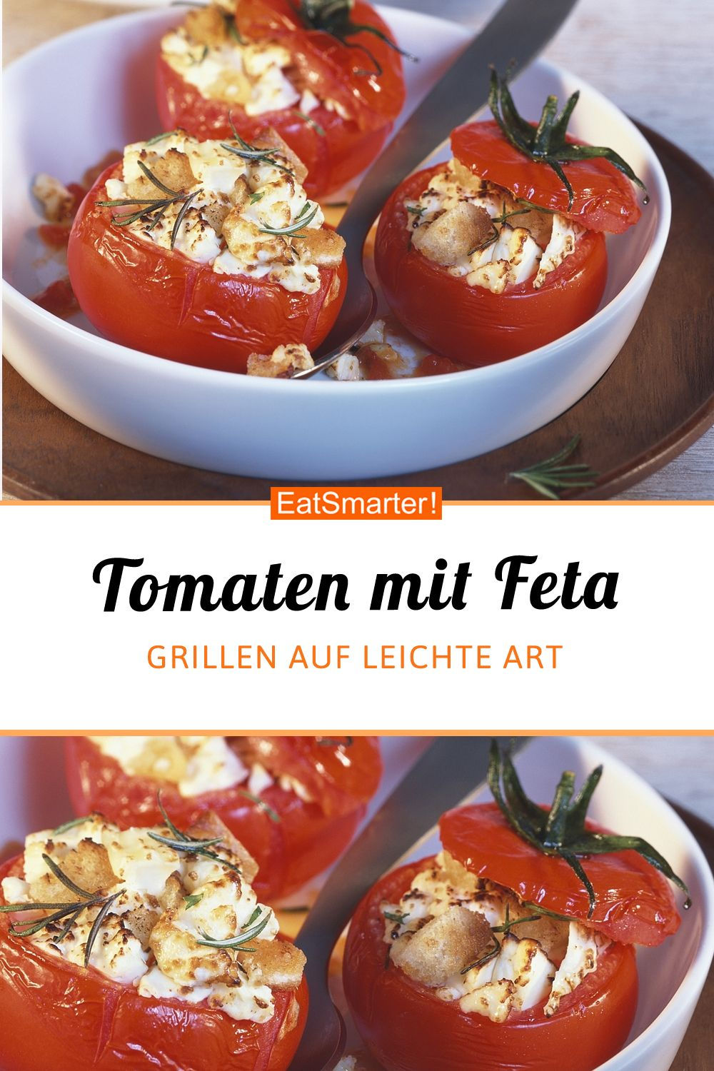 Photo of Tomatoes with feta