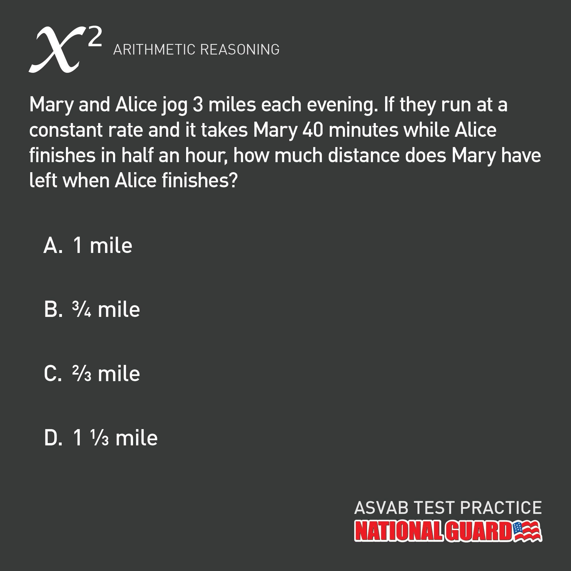 Get Your Daily Dose Of Trivia Answer This Practice Asvab Question