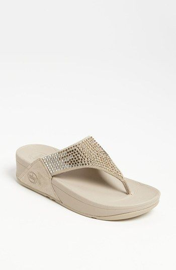 8b0b39aad FitFlop  Microflare  Sandal available at  Nordstrom