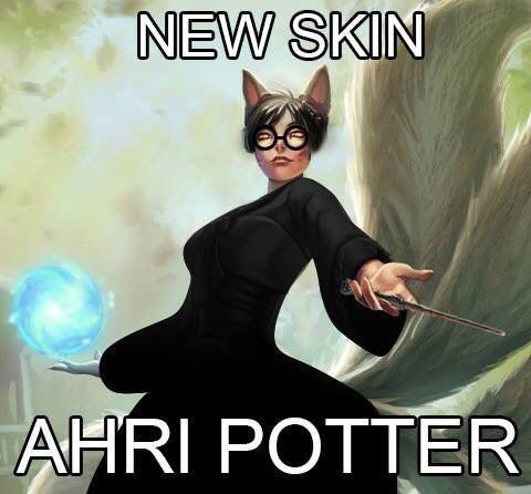 You Re A Wizard Ahri Lol League Of Legends League Memes League Of Legends Memes