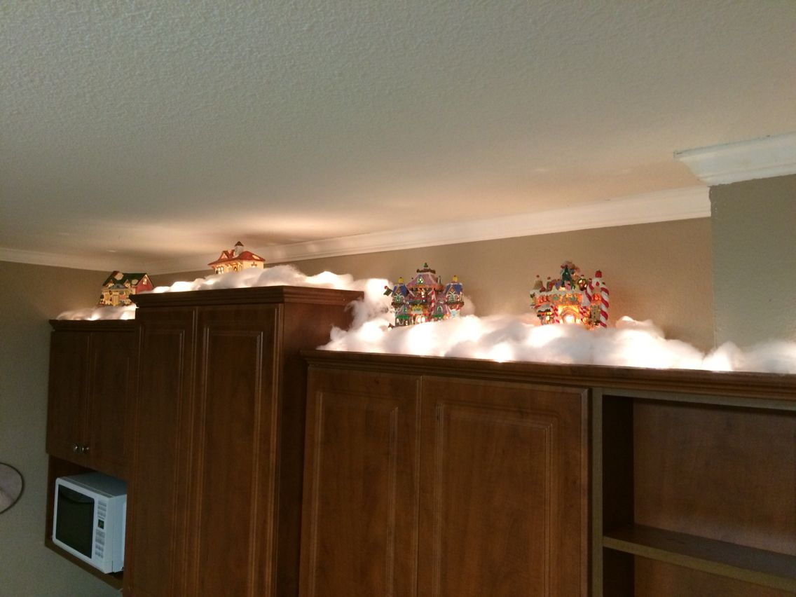 Decorating The Top Of Your Kitchen Cabinets Decorating Above Kitchen Cabinets Above Kitchen Cabinets Kitchen Cabinets Decor