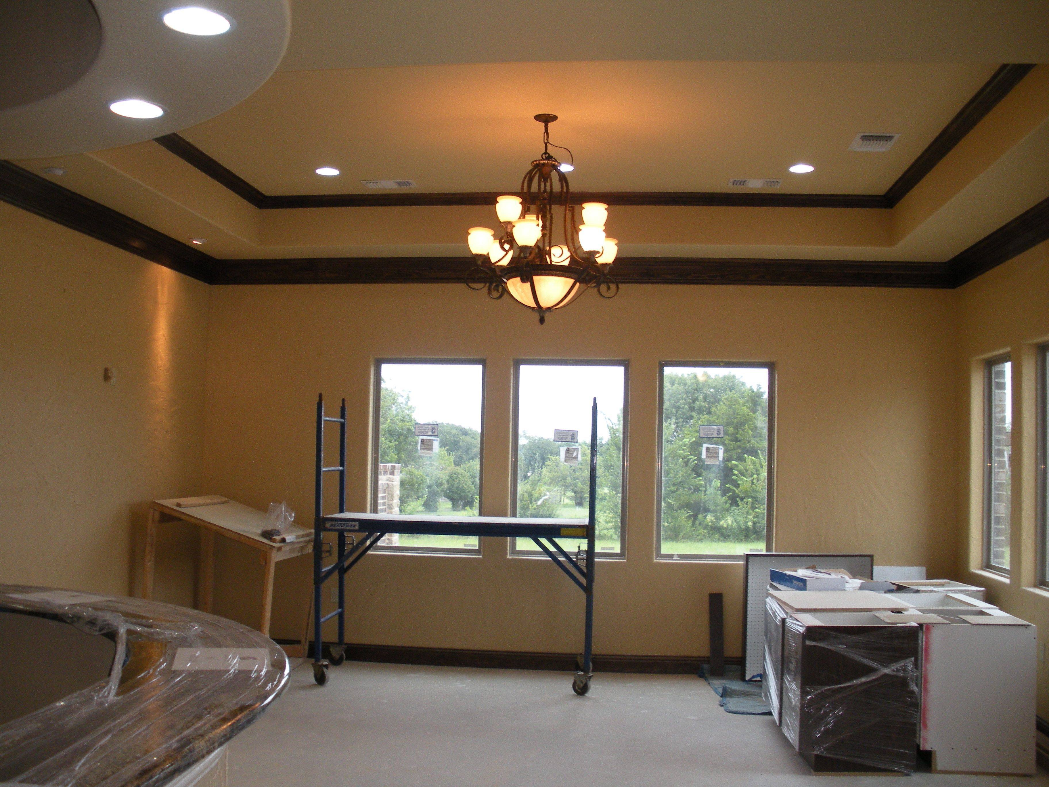 Love The Different Colors Portfolio Kansas City Commercial Residential Painting Company House Interior Interior Home