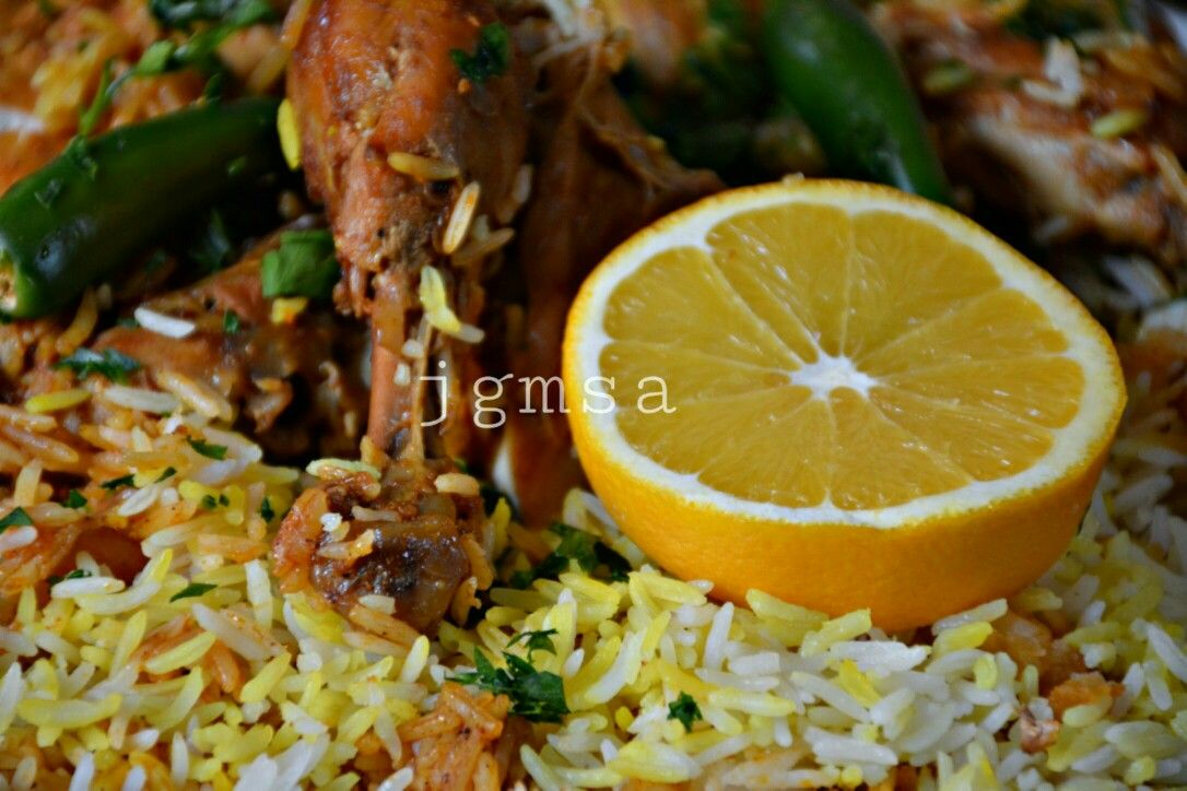 كبسة كبسات ارز برياني بخاري كابلي مندي مضغوط Traditional Food Cooking Cooking Recipes