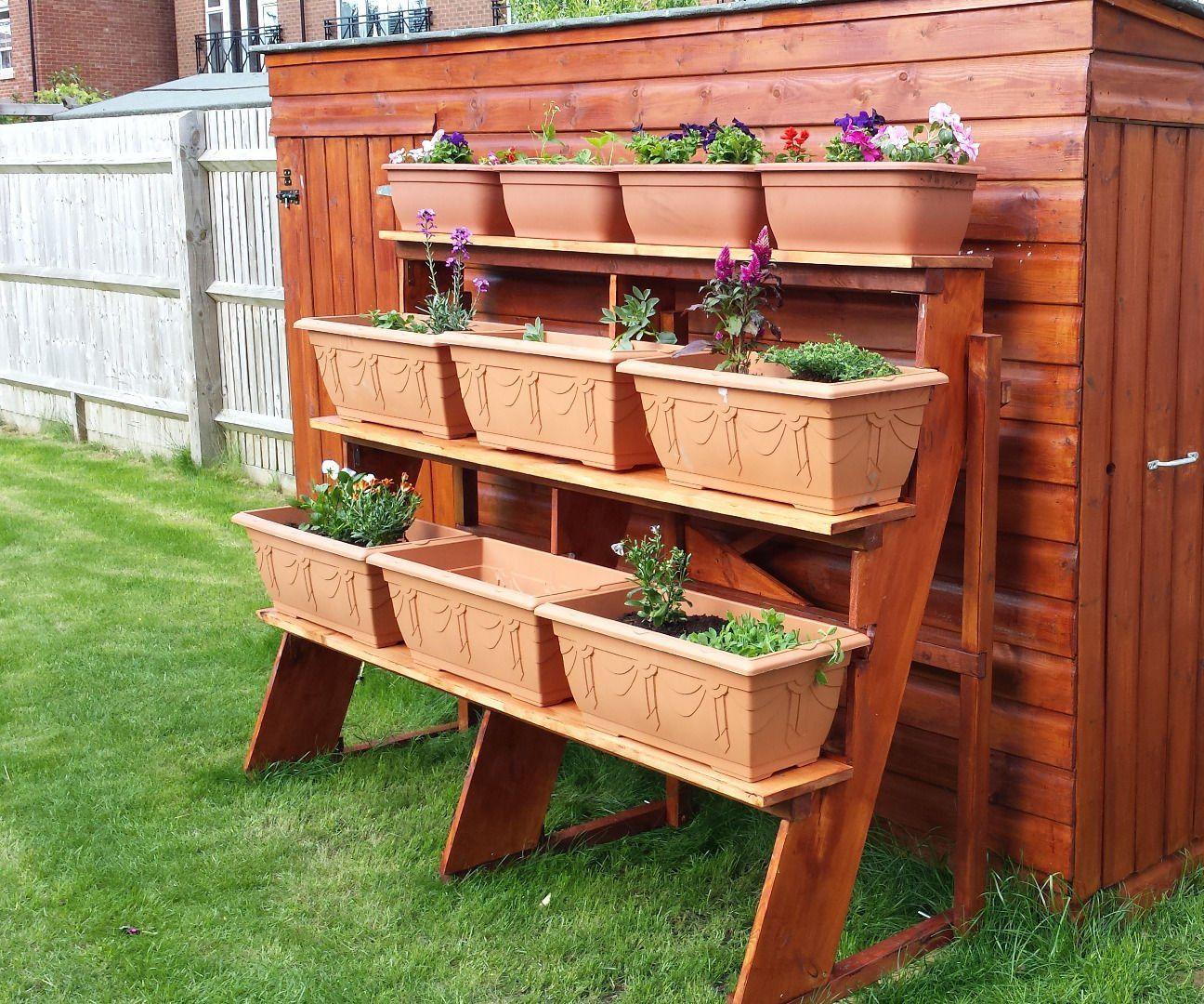 Garden Beds, Raised Garden Beds, Pallets