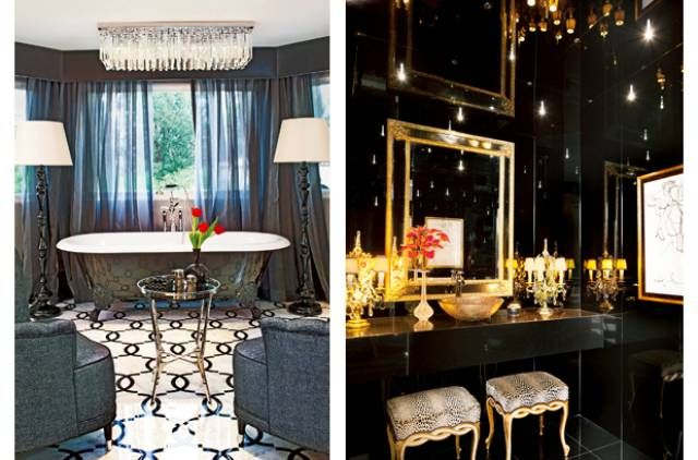 gallery for kris jenner family room bathroom