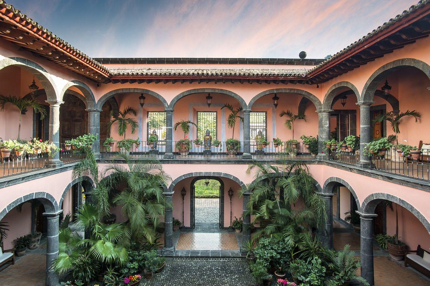 Hacienda De San Antonio Corporate Retreat