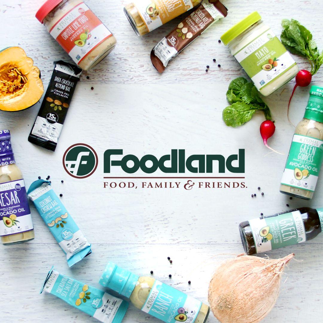 Shop Primal Kitchen at Foodland!