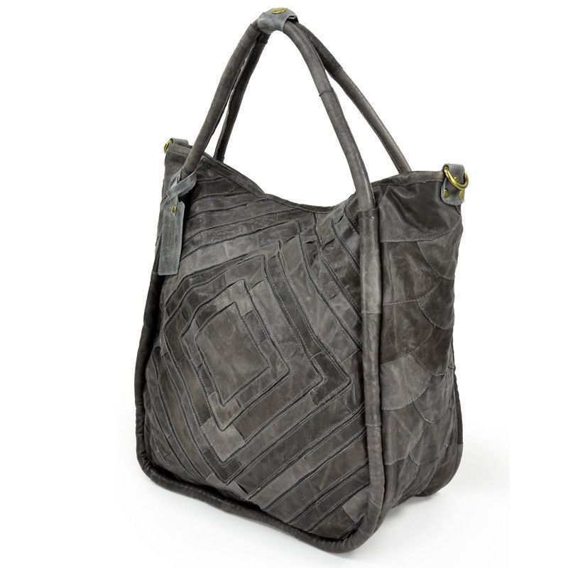 Benecio Tote Bag Grey