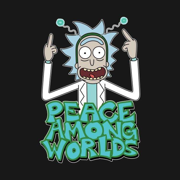 """R&M - """"Paz Entre Mundos""""."""