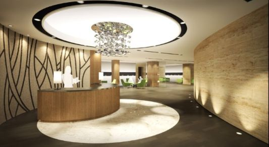 Awesome Lobby Interior Design Ideas Pictures - Decorating Design ...
