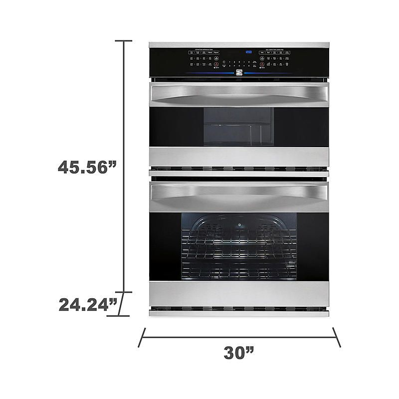 Kenmore Elite 48903 30 Quot Electric Combination Wall Oven W