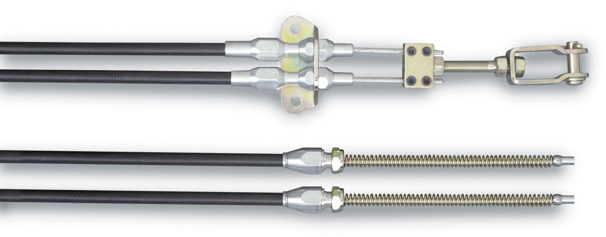Lokar Floor Mount Emergency Brake Cables Brake Hand Brake Car Care Cleaning