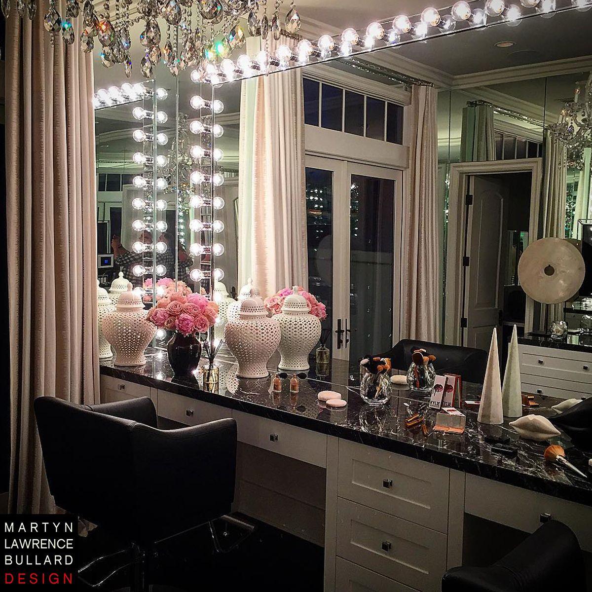 Khloe Kardashian's Moroccan Modern   Martyn Lawrence Bullard Design