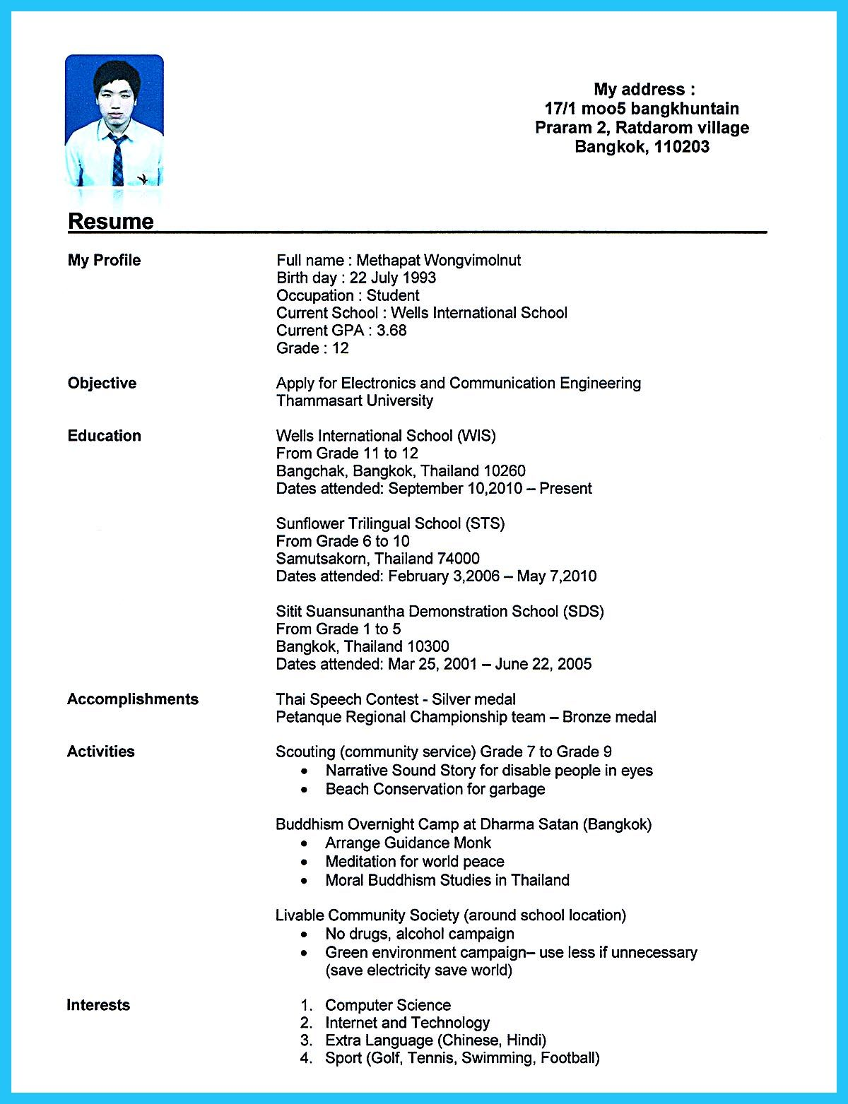sample job resume templates for high school students student even with limited work experience graduate resume template templates and builder resumes - Free Student Resume Templates