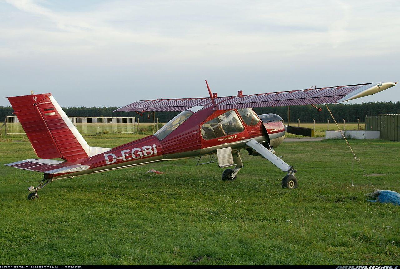PZL-Okecie PZL-104 Wilga-35A