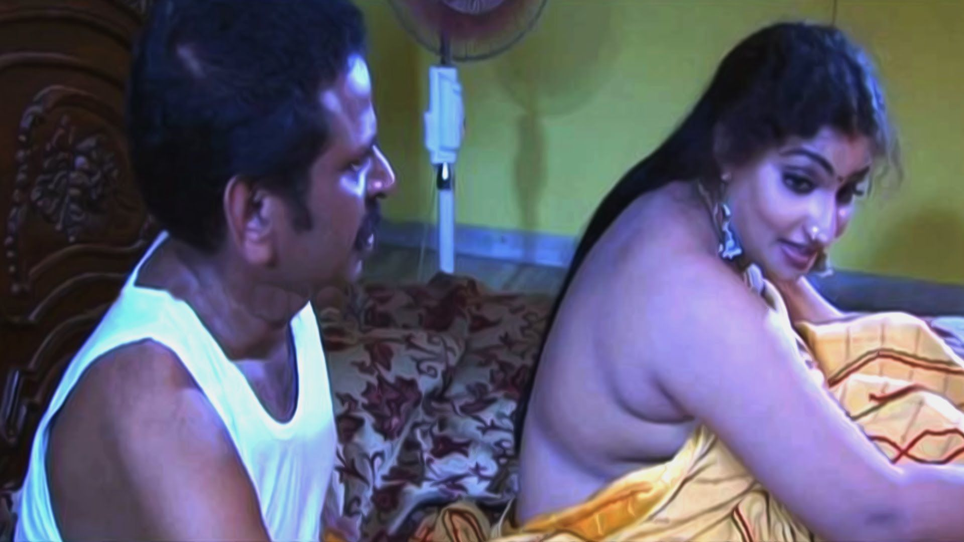 Seneste Hot Romantisk Tamil Film Tamil Hot Girl 18-2844