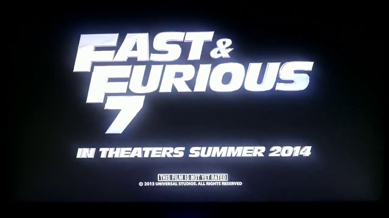 Fast and Furious 7 official trailer 2015 HD
