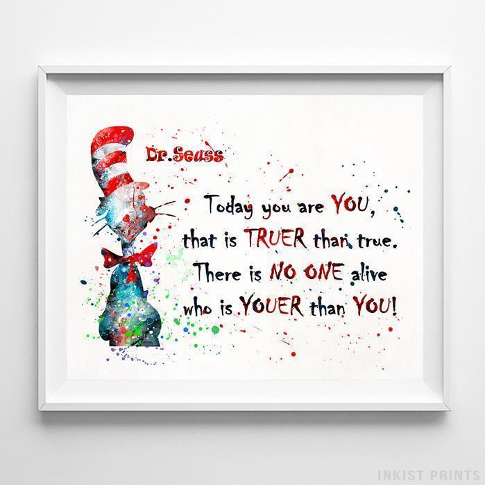 Dr Seuss Quote Type 3 Print Seuss Quotes Dr Seuss Quotes Dr Seuss Art