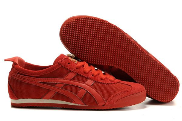 asics onitsuka tiger red