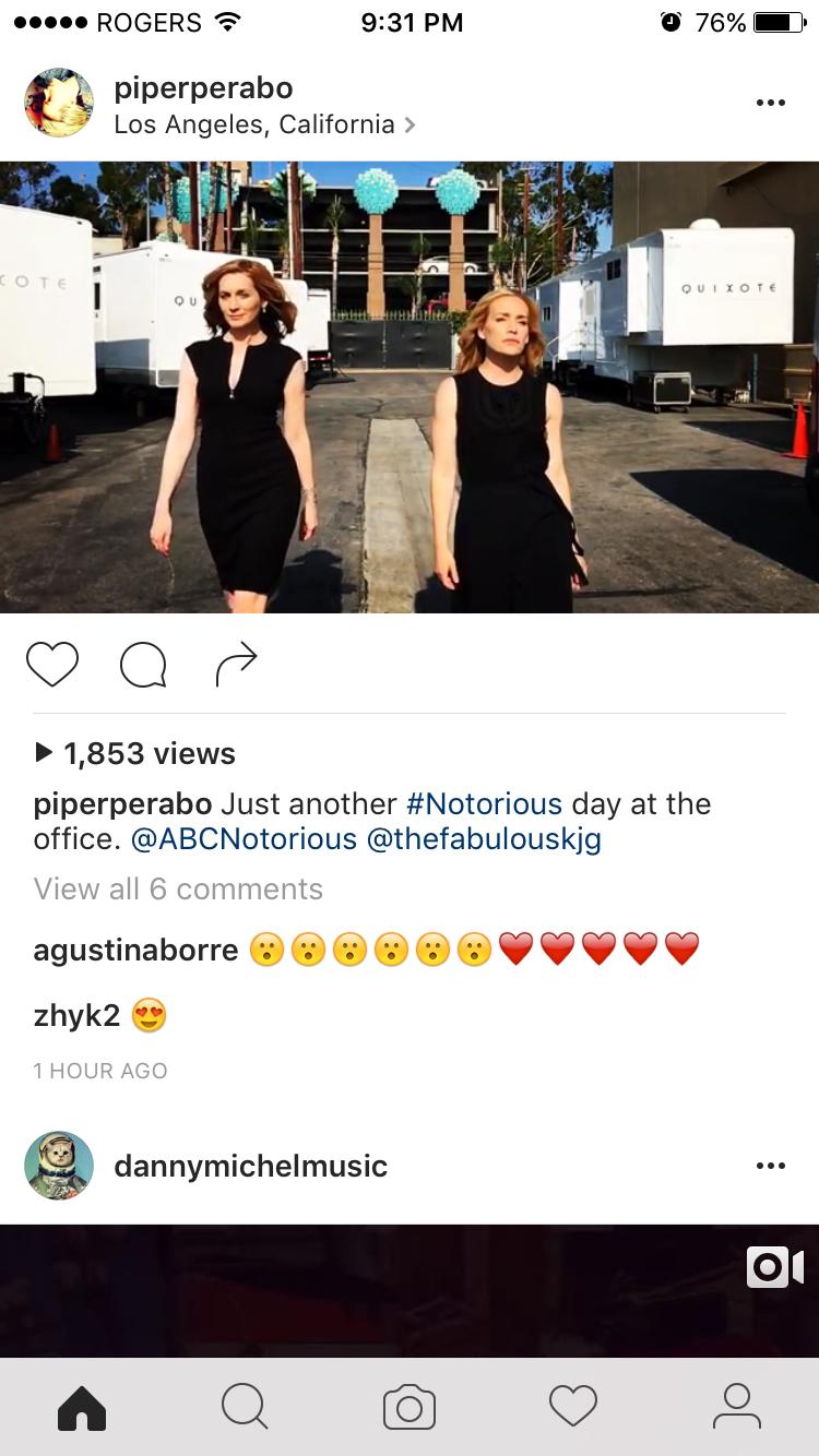 InstagramInstagram Piper Perabo nude photos 2019