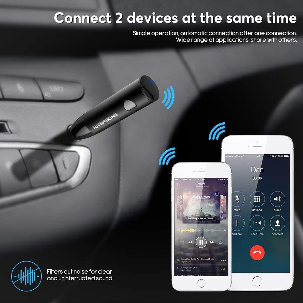 Mini Bluetooth Receiver For Hifi Bluetooth Audio Adapter 3 5mm