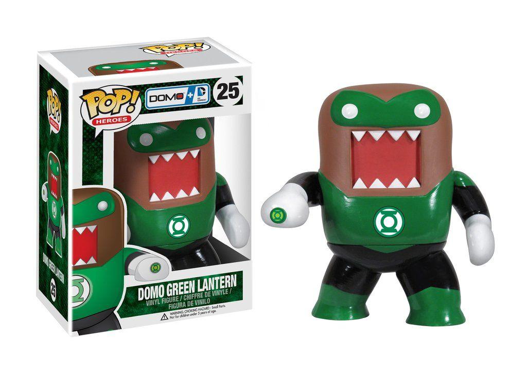Pop! Heroes: Domo Green Lantern