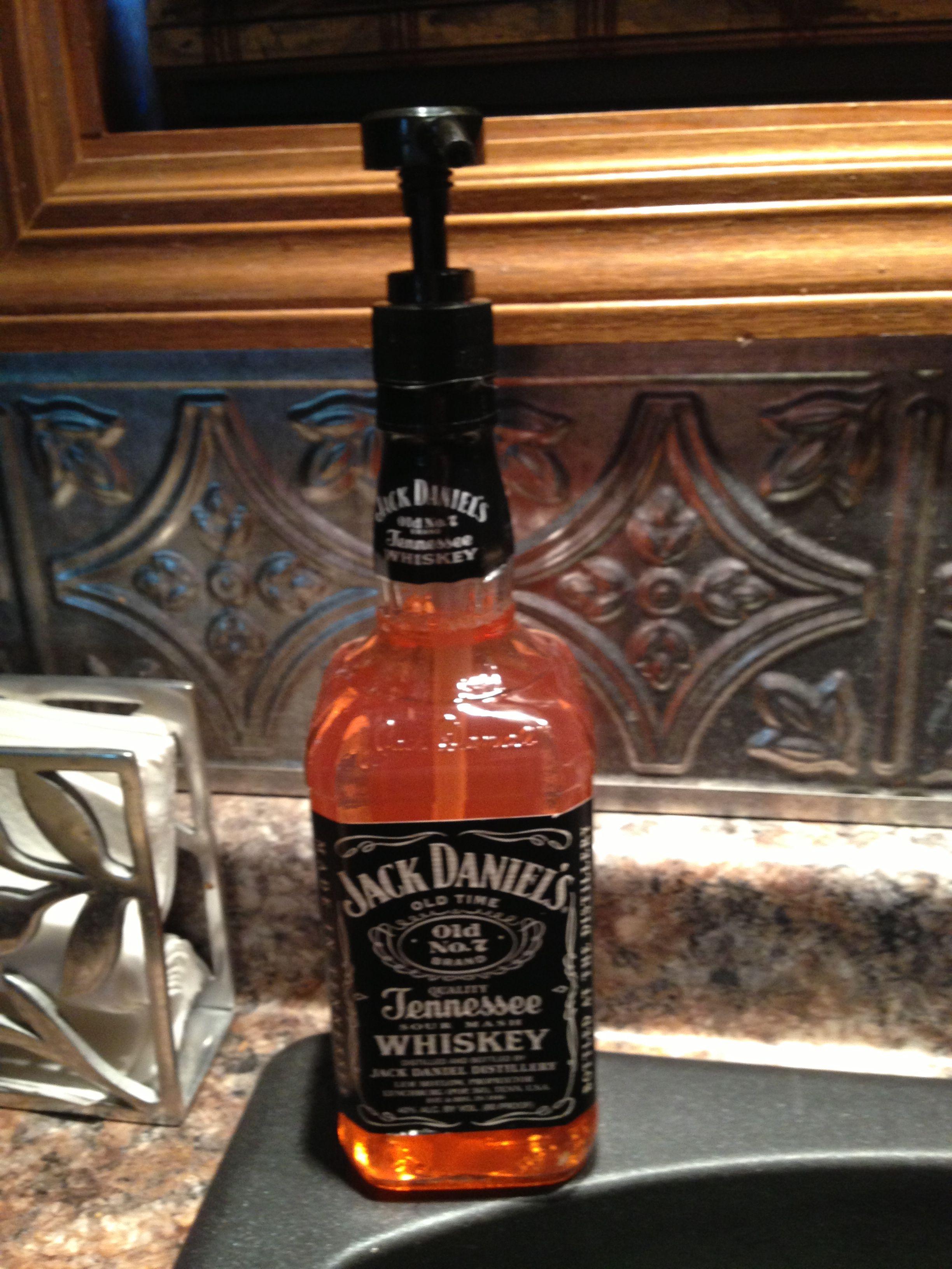 Jack Daniel Soap Dispenser Pump Found A Sally Beauty