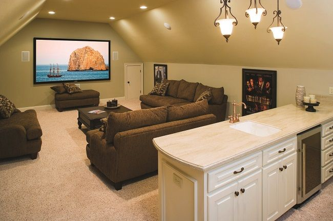 15 Bonus Room Above Garage Decorating Ideas Room Above Garage