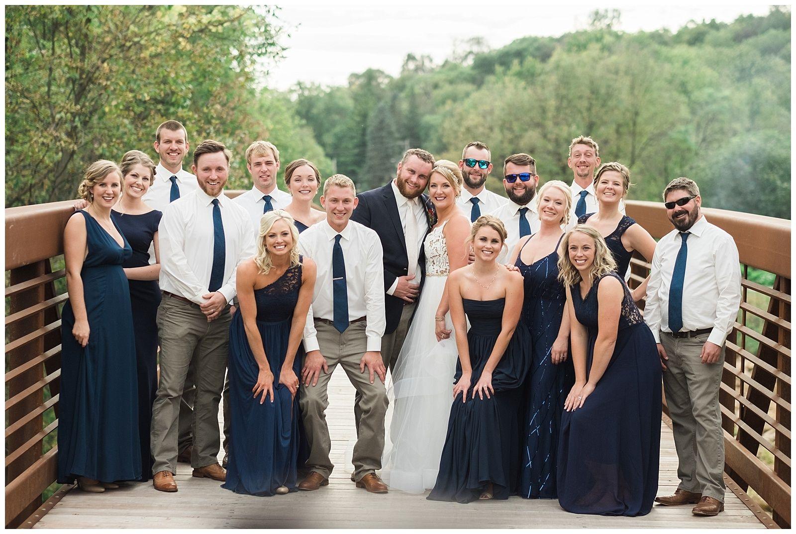 Minnesota Summer Wedding. Minnesota Wedding Venue. Outdoor ...