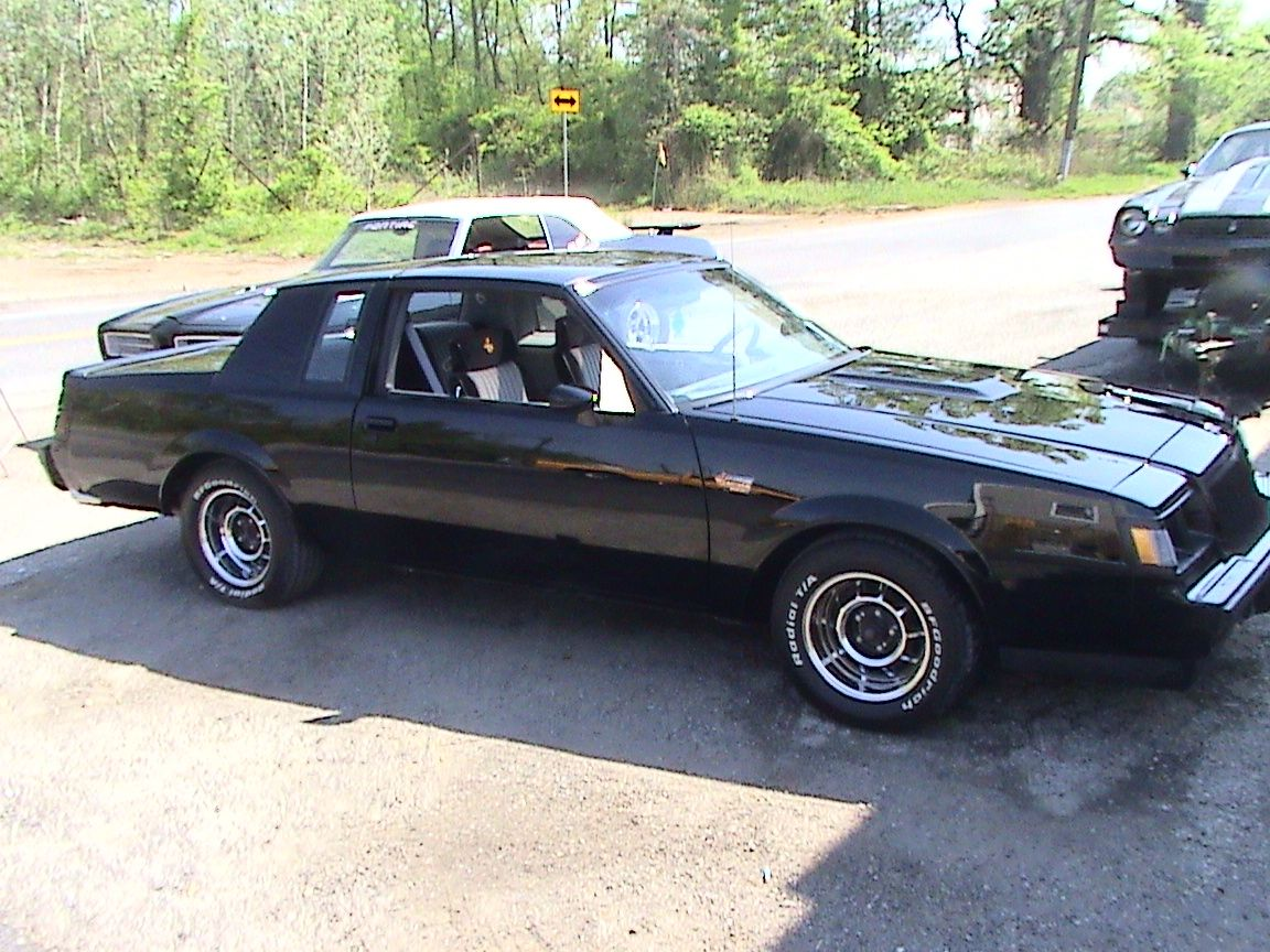 Is A 1978 Buick Grand National Turbo Buick Grand National 1987 Buick Grand National Buick Grand National Gnx