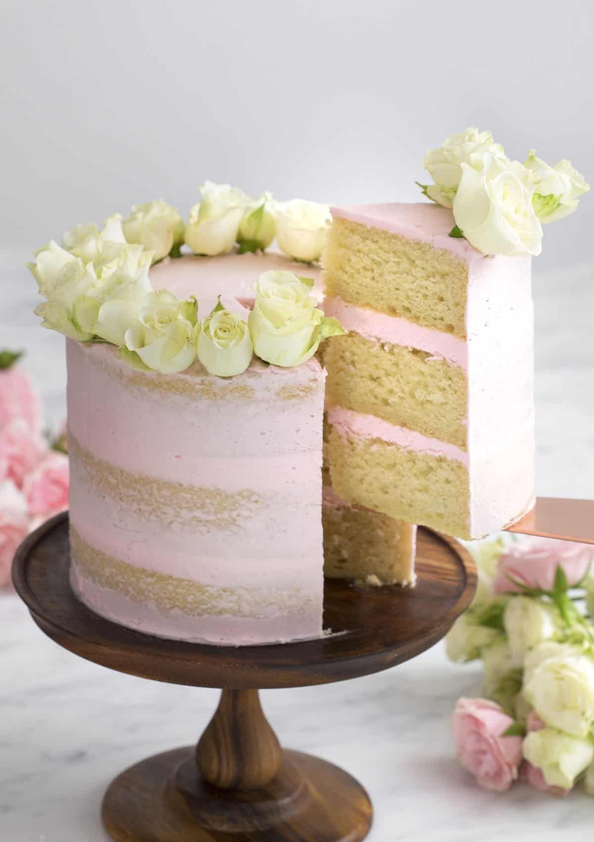 Lemon Cake Preppy Kitchen Funfetti Cake Vanilla Cake Recipe Cake