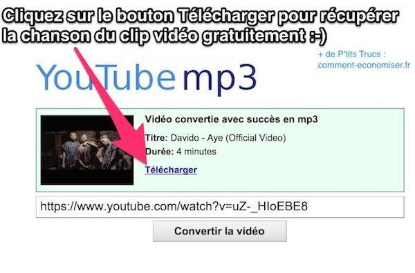 Comment Télécharger Nu0027Importe Quelle Vidéo Youtube en MP3 - logiciel d maison gratuit
