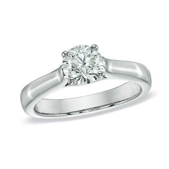 Brides: Engagement Rings Under $10,000: Get the Look | Engagement Rings | Brides.com