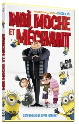 Moi Moche Et Mechant Universal Http Www Amazon Fr Dp B0045y1jca Ref Cm Sw R Pi Dp Rizmub1k5deyh Moi Moche Et Mechant Mechant Film