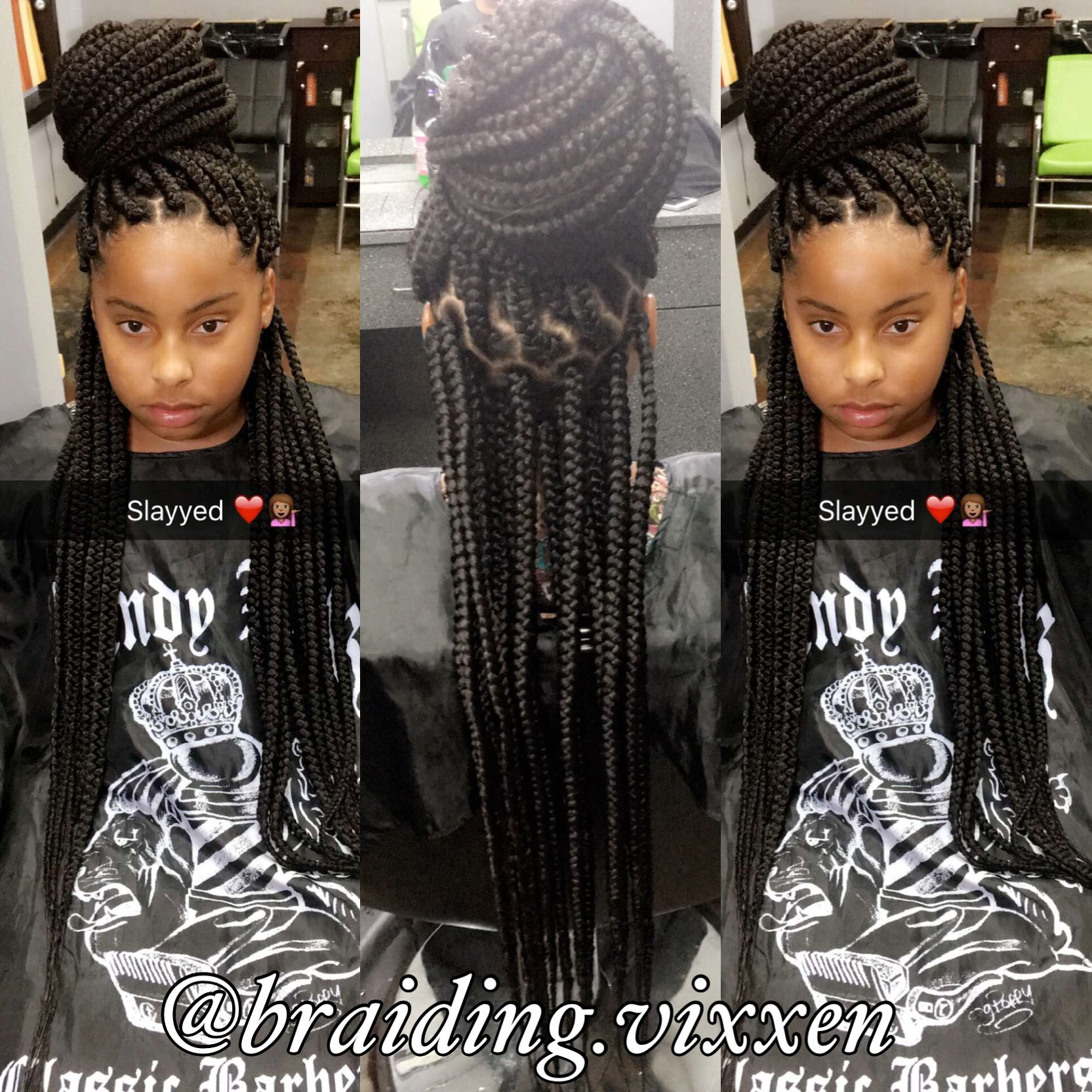 db2fac7e30c340c83165bafb12d81ee8 - How Short Can Your Hair Be To Get Box Braids