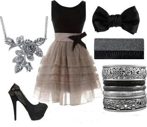 Fashion: My daughter could really rock this look!