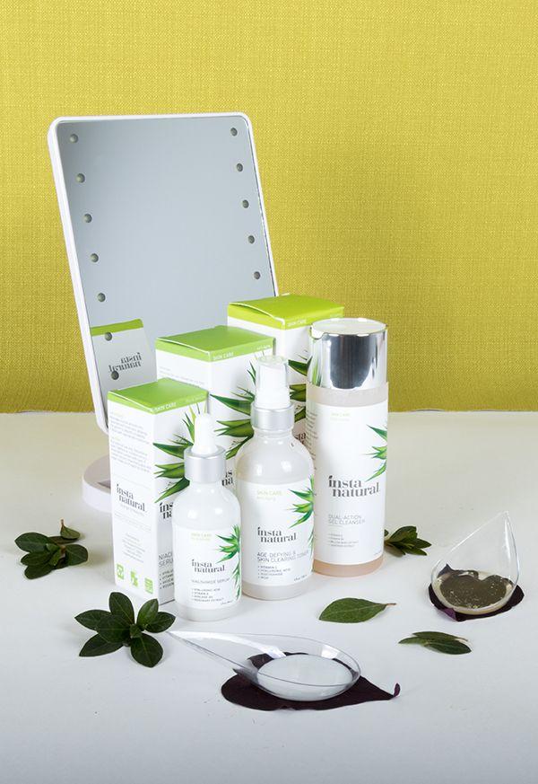 Think, por reducing facial cleanser