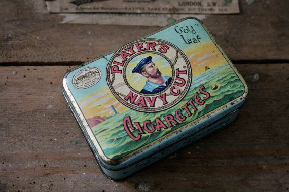 1907 prince albert tobacco tin