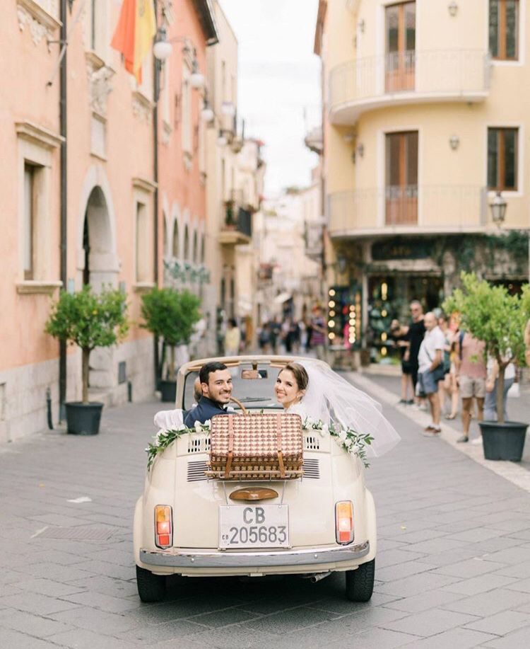 Idea by Elope Design Studio on The getaway car | Sicilian ...