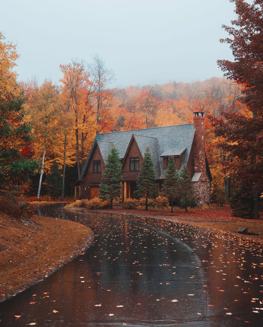 Suburban country home :)  uploaded by Life//Beauty