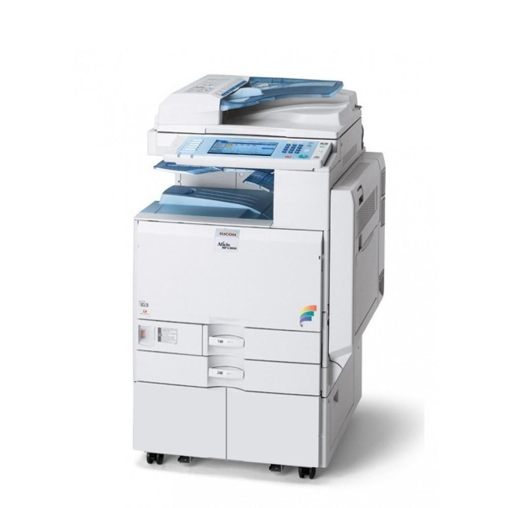 Ricoh Mp 4500 Black And White Laser Multifunction Printer Ricoh