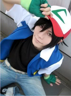 Pokemon Ash Ketchum cosplay.  sc 1 st  Pinterest : pokemon costumes ash  - Germanpascual.Com