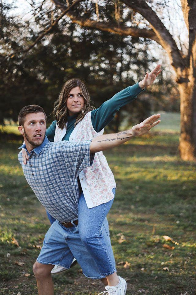 Funny Couple Images : funny, couple, images, Couple's, 'Awkward', Engagement, Photos, Everything, Funny, Couple, Poses,, Photos,
