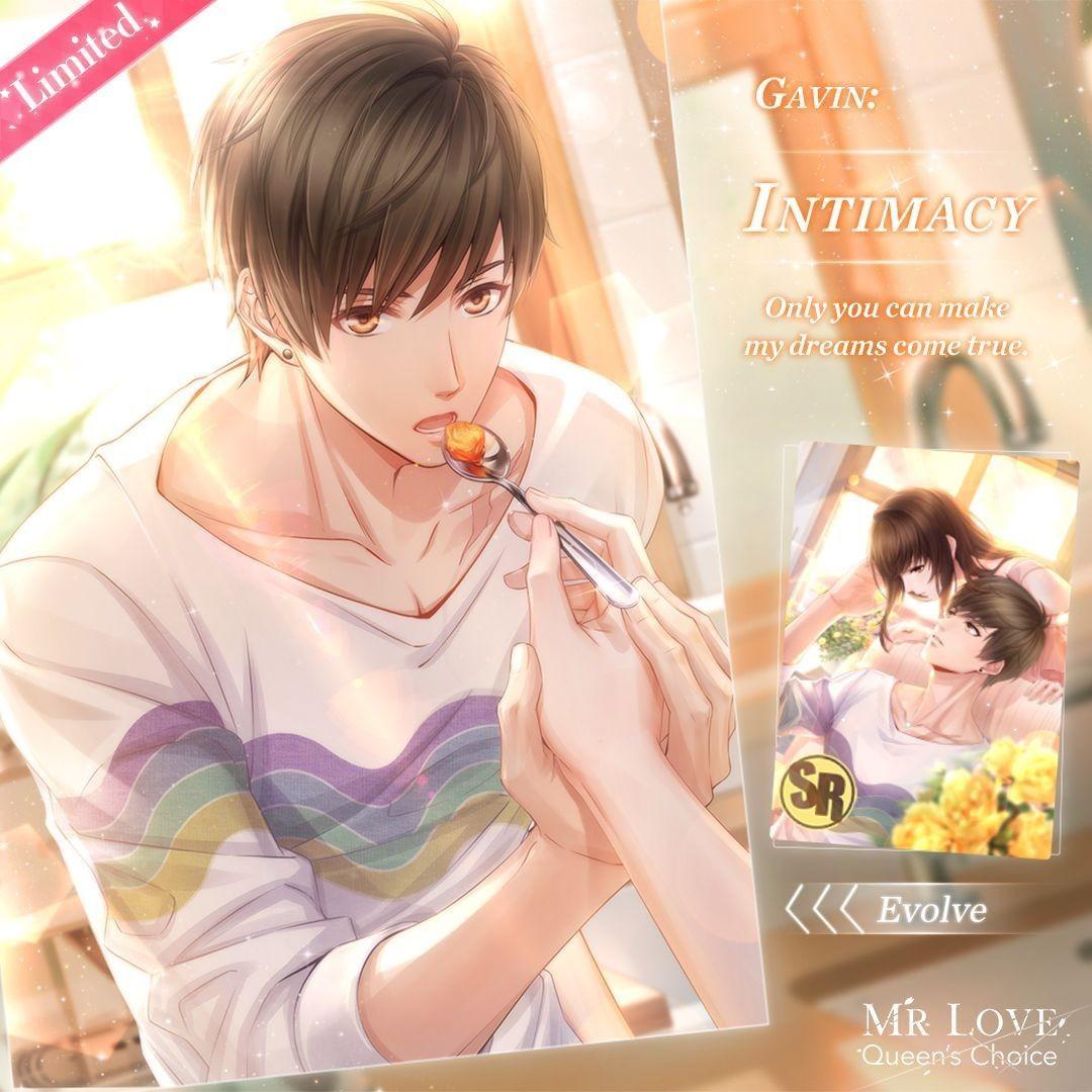 romance LoveandProducer MrLoveQueen'sChoice BaiQi